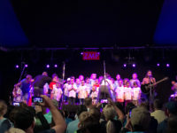 Auftritt beim ZeltMusikFestival 2019