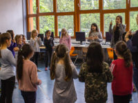 Gesangsunterricht mit Rahel Rudigier vom Musikwerk